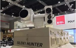 Poly Technology Silent Hunter laser weapon