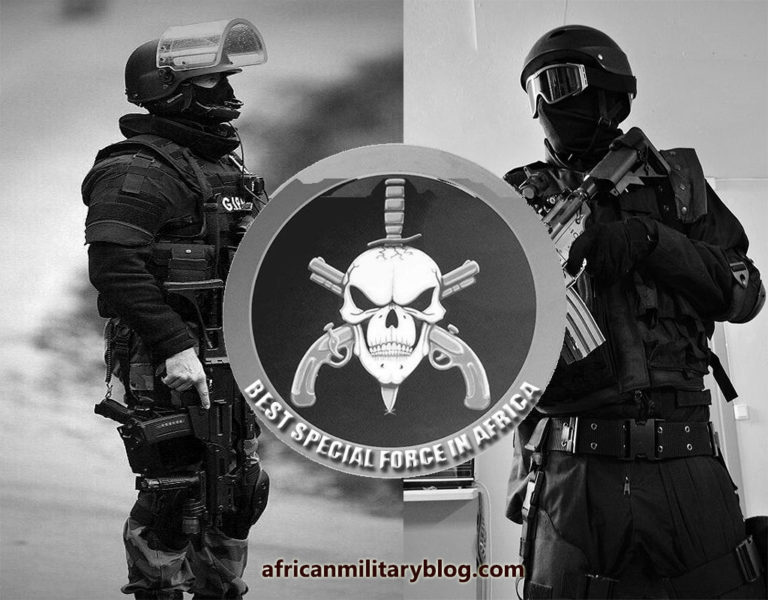 Top 10 Best Special Forces in Africa