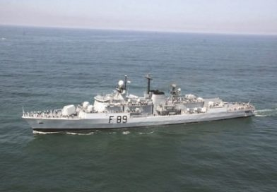 How Africa's most powerful warship became a floating wreck