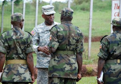 AFRICOM: A change in strategy
