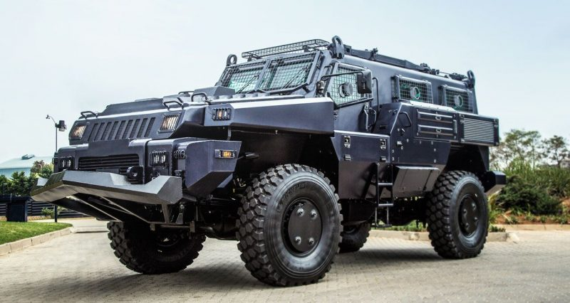 Togo acquires 20 Marauder armoured vehicles for Malian deployment | Military Africa